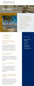 Criden and Love Sample Cases