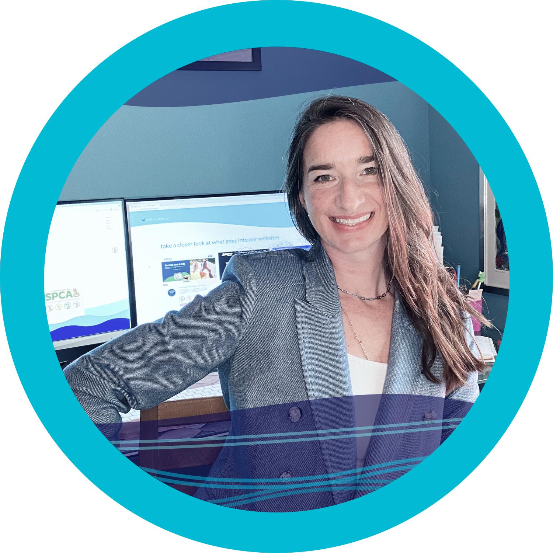 Jessica Santa-Cruz, Owner Softshell Design